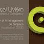 """Création du logo et de la carte de visite """"Pascal Liviéro"""""""