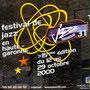 """Projet d'affiche """"Jazz sur son 31"""" - Format 4x3"""