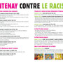 """Plaquette """"Fontenay contre le racisme"""" - Mairie de Fontenay-aux-Roses"""