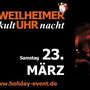 Weilheimer KultUHRnacht
