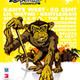 Cover des 48 Seitigen Veranstaltungs-Booklet Openair Frauenfeld 2009.