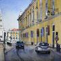 Lisboa, Rua do Arsenal - 38cm x 56cm