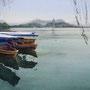 Águas Calmas II - 38cm x 56cm