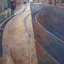 Rua da Prata-Lisboa - 70cm x 50cm