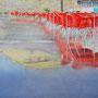 Efeitos da chuva - 50cm x 70cm