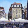 Praça do cubo-Porto - 40cm x 30cm