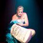 Stagekitten an beiden Abenden: Fay Duval