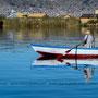 Ile d'Uros - Lac Titicaca - Pérou