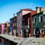 Ile de Burano - Venise - Italie