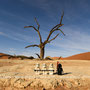 Dead Vlei - Namibie