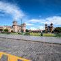 Place d'Armes - Cusco - Pérou