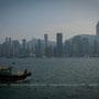 Baie de Hong Kong - Chine