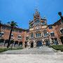 Hôpital de Sant Pau - Barcelone - Espagne