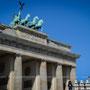Brandenburgertor - Berlin - Allemagne