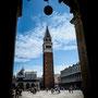 Place Saint Marco - Venise - Italie
