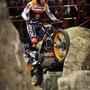 Toni Bou - Championnat du monde de Trial indoor Bercy 2012