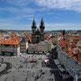 Place de la vieille ville - Prague - République Tchèque