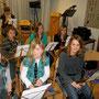 Jugendprobe im Volksheim