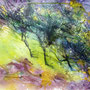 "ART HFrei - ""Mediterran"" - Aquarell - 2008"