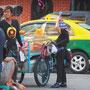 Lebhaftes Bangkok - wir lieben es ...
