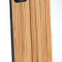 Funda iPhone 7 Flip Case Bamboo camera