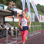 Alyabeim 10 m Sprint flott unterwegs