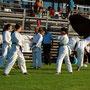 eine tolle Vorführung unserer Karatekas