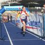Moritz beim 10m-Sprint