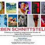 Oktober 2015, Galerie Merikon in Wien mit Kitz-Art Galerie