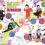 少女向けファッション雑誌ポプリ 冬号  Hey!Say!JUMP見開きページにメルヘンなワールドを展開しております。