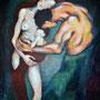 """""""Familiy"""" von Magenta - 2014, 40 50"""