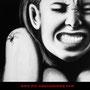 """""""Spider"""" von Magenta - 2013, Acryl auf Leinen, 70 x 60"""