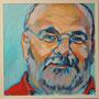der unvergessene Donato 80x80 Acryl auf Leinwand 2012