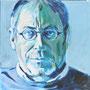 Herbert Schneider 80x80 Acryl auf Leinwand 2012