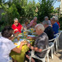 Mittagspause in Niederrimmsingen