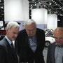 Bernd, Christian und Gebhard