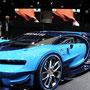Concept Fahrzeug von Bugatti