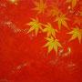 「余白の創造 ... 黄」 8号P(45.5×33.3cm) 油彩画 金箔
