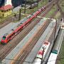 Der Talent (BR442) fährt in den Bahnhof ein ( TT Club Bayern)