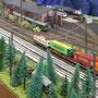 Die RoLa aus der Schweiz nähert sich dem Hauptbahnhof