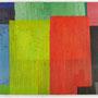 untitled、1167×910、油彩 キャンヴァス、2011