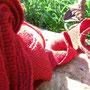 Ripsband Römer : das Band ist extra fein, damit es nicht aufträgt