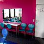 Damengarderobe Raum 2