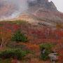 鈴木歩歩子 「噴煙」 (栃木県那須・茶臼岳)