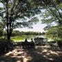 午後のひととき (立川市・昭和記念公園)