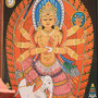 Durga, die wohl populärste Form der Göttin im Hinduismus