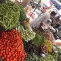 Auch das Gemüse sieht toll aus!