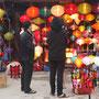 Lampions sind ein beliebtes Mitbringsel aus Hoi An