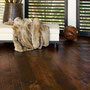 These random width Birch planks finished in Autumn Dusk are create a romantic warmth that invigorates your design.
