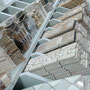 We keep over thirty different styles of ceramic and travertine listellos in stock every day.